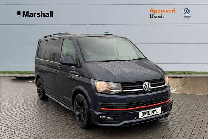 Volkswagen Transporter Kombi 2.0TDI 150PS DSG T32 Highline BMT SWB - Excellent Spec!