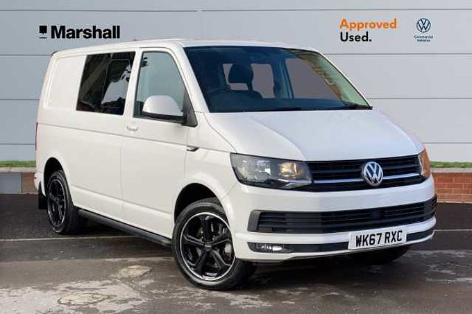 Volkswagen Transporter Kombi 2.0TDI 150 T32 Highline BMT SWB * App Connect + Rear Camera *